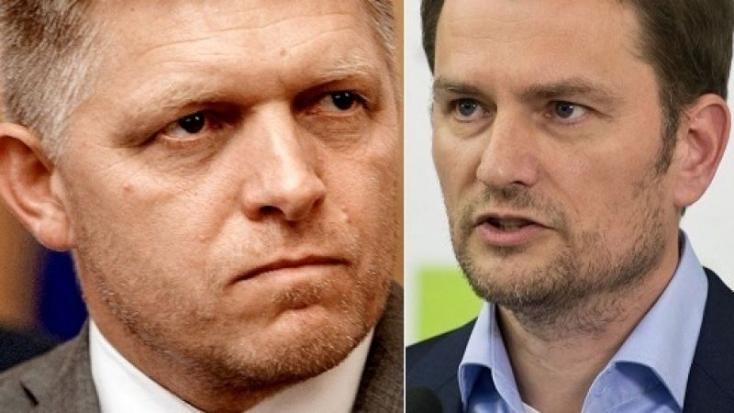 Fico fejét követeli az ellenzék