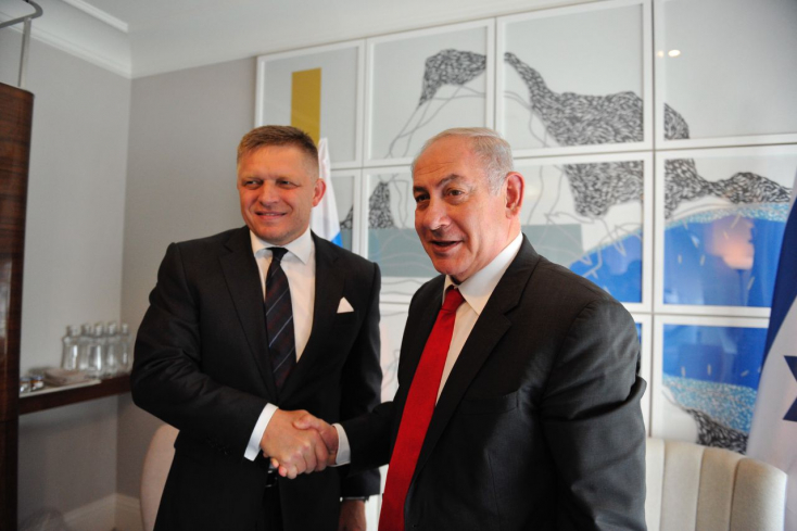 Fico meghívta Netanjahut, a fasisztákról is beszélni akar vele