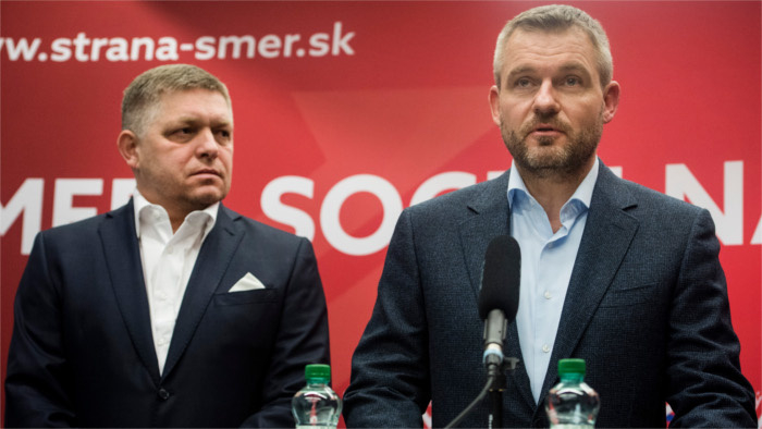 Matovič botránya kellett ahhoz, hogy Fico végre felvegye a kesztyűt Pellegrini ellen