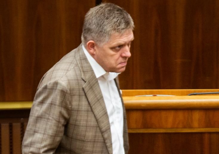 Mindenki főnöknek hív - Fico hozzászóltKočner ésBödör levelezéséhez (VIDEÓ)