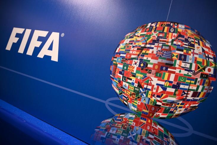 A szlovákok egy, a magyarok kilenc helyet javítottak a FIFA-világranglistán