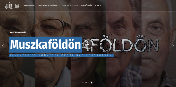 Dokumentumfilmeket, ismeretterjesztő videókat nézhet a Fórum Intézet honlapján