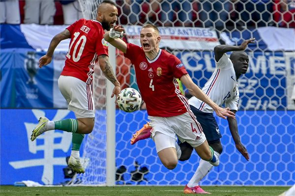 EURO-2020 - Magyarország-Franciaország 1-1
