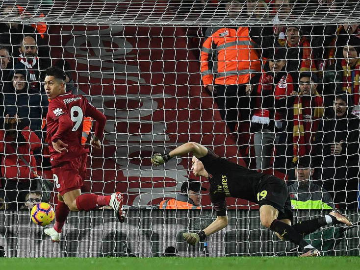 Premier League - Kiütéses liverpooli diadal az Arsenal ellen