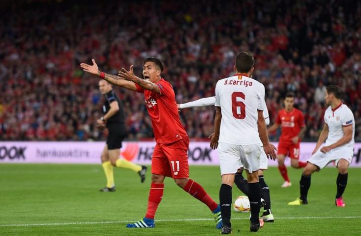 """BL: Simán győzött a Real a donyecki brazil """"bányászok"""" ellen, a Liverpool elszúrta a Sevillával"""