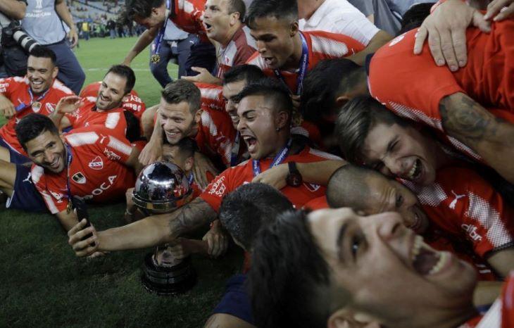 A Flamengo nyerte a dél-amerikai Szuperkupát