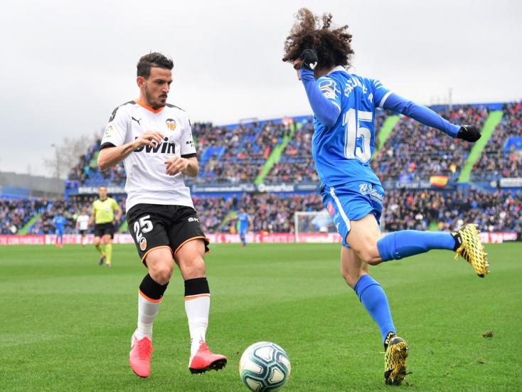 Bajnokok Ligája: A Valencia labdarúgója bárányhimlő miatt kihagyja a nyolcaddöntő első meccsét