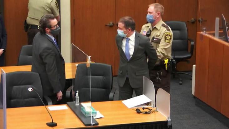 Bűnösnek találta az esküdtszék Derek ChauvintGeorgeFloydhalála ügyében