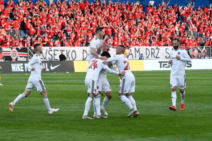 Slovnaft Cup: Büntetőkkel lett kupagyőztes a Spartak Trnava