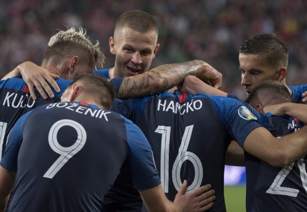 Magyar-szlovák: Kikapott otthon a magyar válogatott a szlovákoktól, a harmadik helyre csúsztak