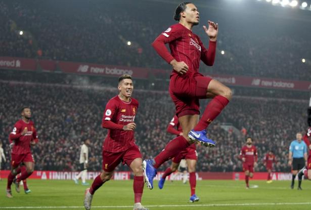 Premier League - A Manchester United sem tudta megállítani az éllovas Liverpoolt