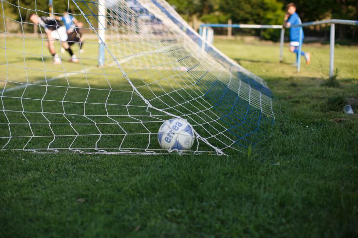 Nyugat-szlovákiai IV. liga, Délkeleti csoport, 8. forduló: Két piros lap, gútai győzelem Nagymegyeren