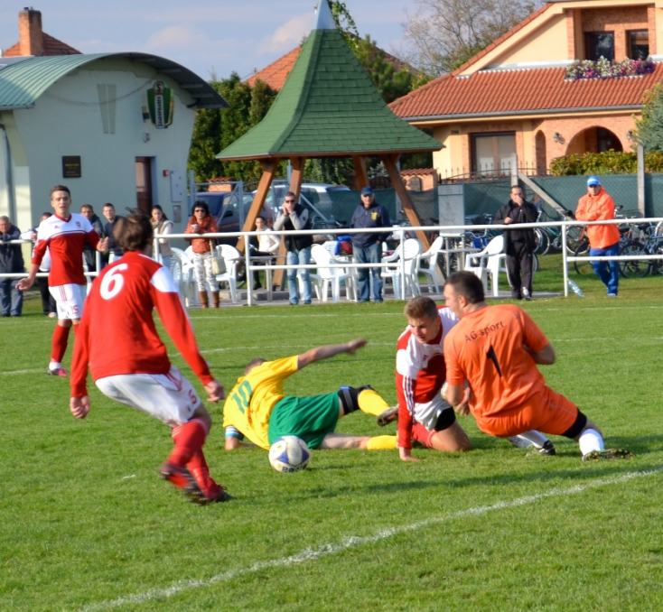 Területi focikalauz: Egyre értékesebb a nyárasdi ifik skalpja