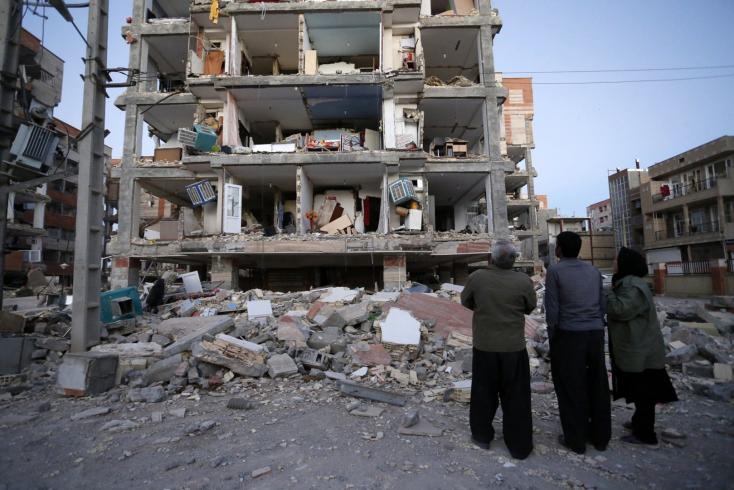 Több mint kétszázan haltak meg az Irakban és Iránban történt földrengésben