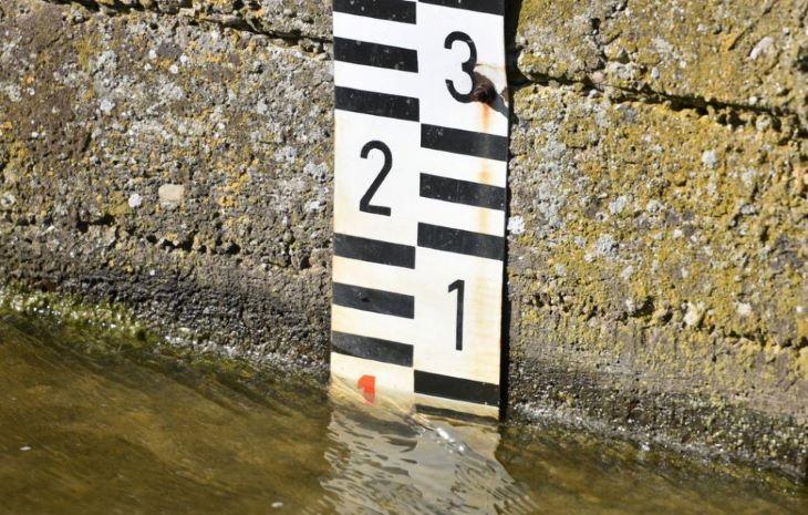 A következő órákban várható a tetőzés több megáradt folyón is