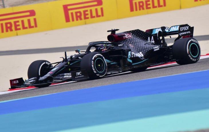 Forma-1 Bahreini Nagydíj - Másodszor is Hamilton volt a leggyorsabb