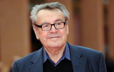 Meghalt Miloš Forman Oscar-díjas filmrendező