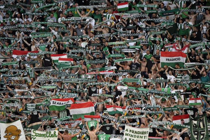 EL-selejtező: Nem tudott előnyt szerezni a Fradi, kétgólos hátrányban az Újpest