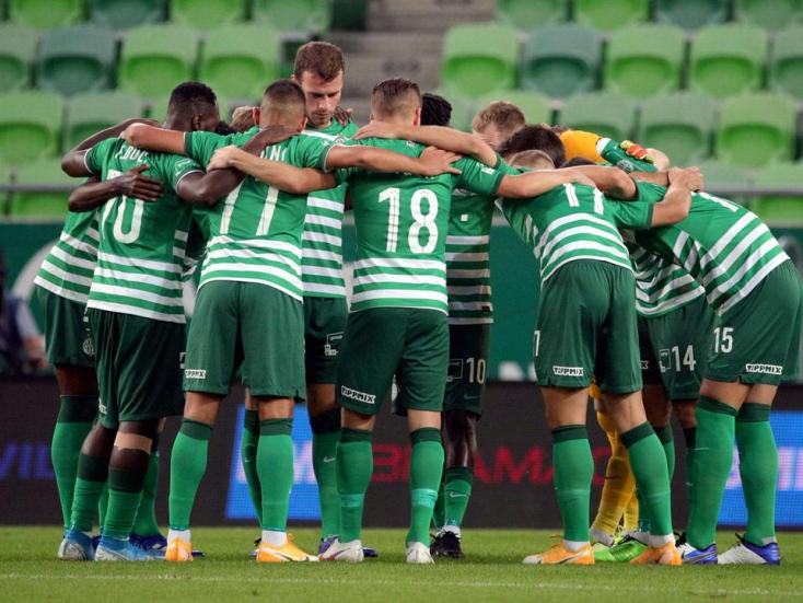 BL-selejtező: A Molde lesz a Ferencváros ellenfele