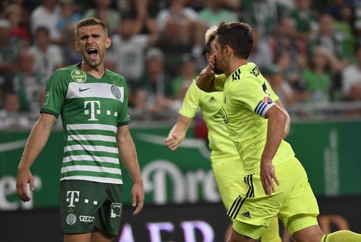 Bajnokok Ligája: Lebőgött a Fradi, Ferencváros-Dinamo Zagreb 0-4
