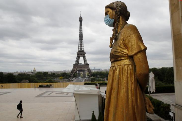 Franciaországban július 10-én véget érhet az egészségügyi rendkívüli állapot