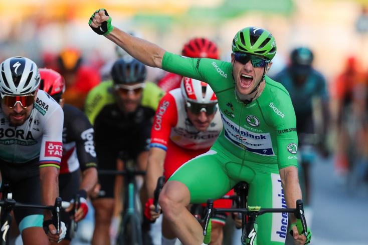 Tour de France: Pogacar az első szlovén és a második legfiatalabb győztes, Sagan a harmadik lett a záró szakaszon