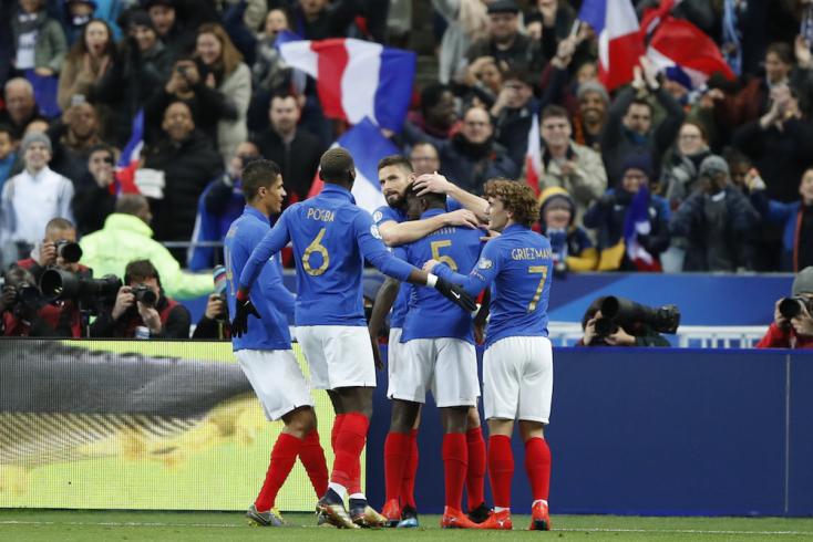 Eb-selejtezők - Újból nyertek a franciák, ismét sima angol siker