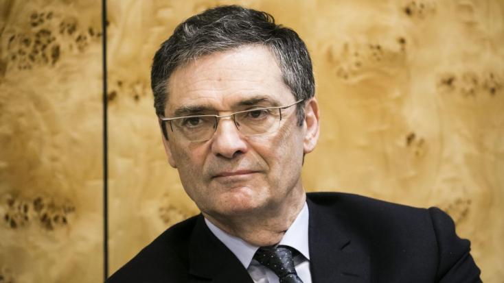 Koronavírus-fertőzésben elhunyt Patrick Devedjian volt francia miniszter