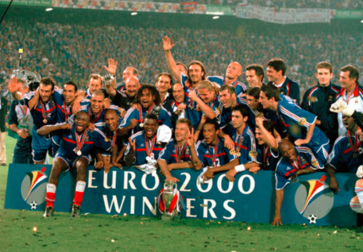 Eb-2000: Aranygólok és hidegzuhany – íme, minden idők legjobb Európa-bajnoksága