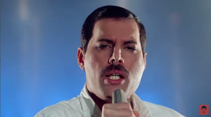 Freddie Mercury eddig nem hallott felvétele jelent meg (VIDEÓ)