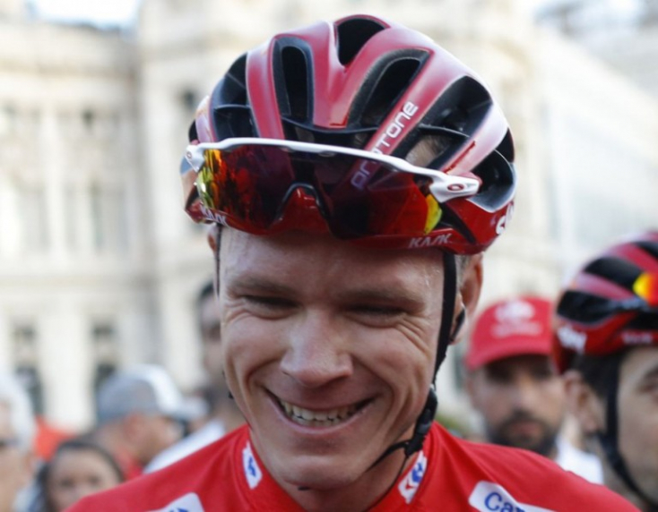 Vuelta - Froome-nak ítélték a 2011-es győzelmet