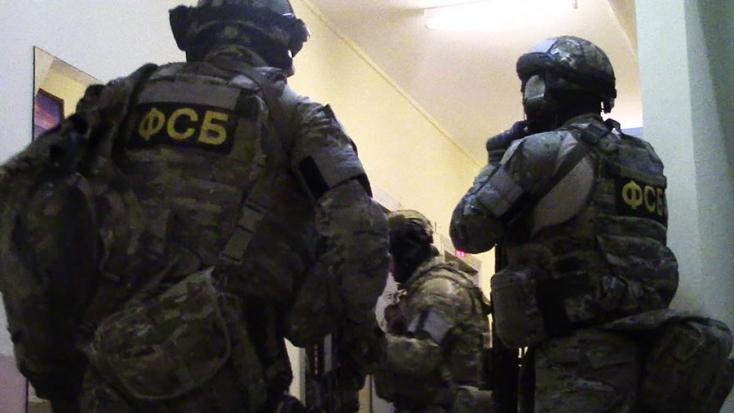 Iskola elleni fegyveres támadást hiúsított megaz orosz titkosszolgálat