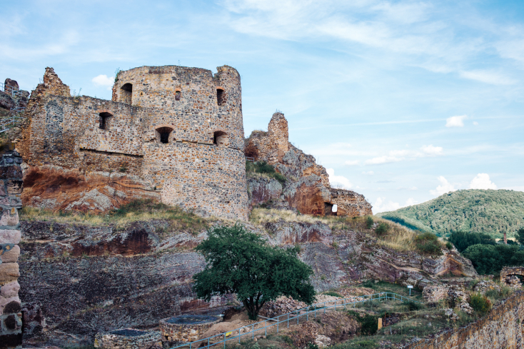Fülek újabb pályázatot nyújt be a vár felújítására – egy egyedülálló kilátótorony is épülhet