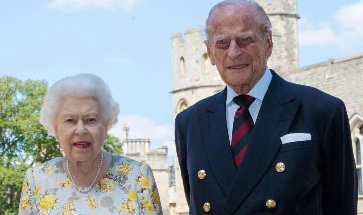 Meghalt Fülöp herceg, Erzsébet királynő férje