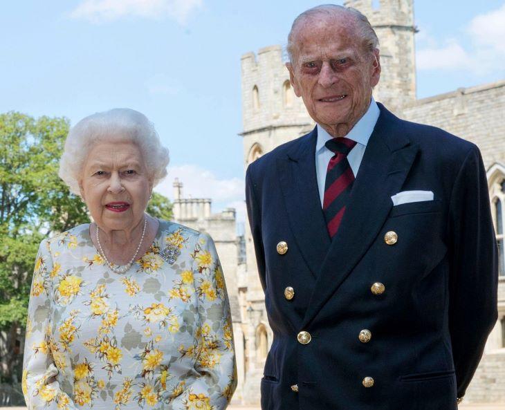 II. Erzsébet királynő férjét, a 100. évét taposóFülöp herceget átvitték egy másik klinikára
