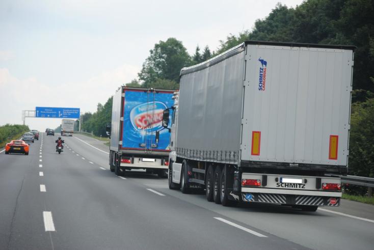 Szívesen dolgoznál kamionsofőrként?