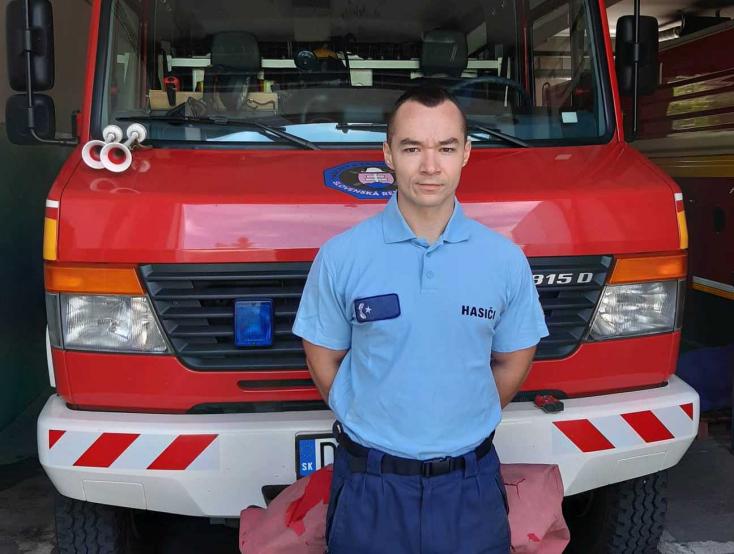 Gaál Attilát nevezték ki a nagymegyeri tűzoltóállomás élére