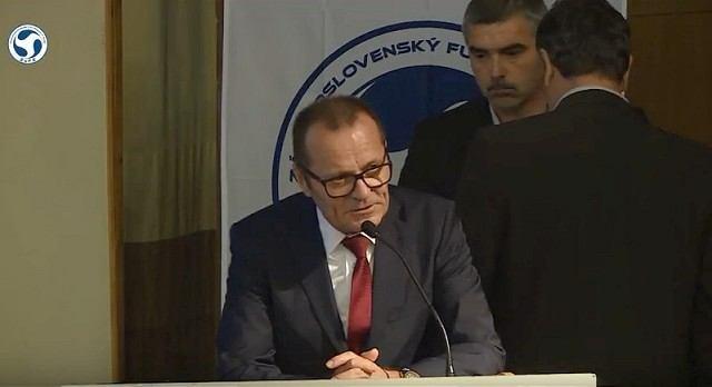 Két évvel ezelőtt lemondott, pénteken visszatért a kerületi futballszövetség élére Ladislav Gádoši