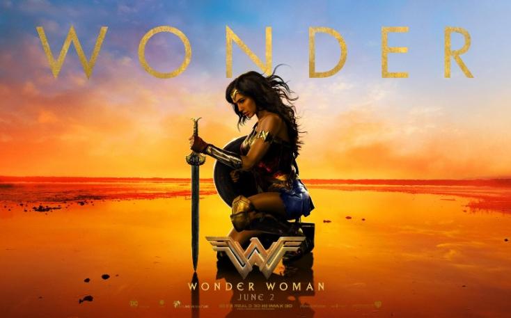 Wonder Woman: A Csodanő megmutatta, hogyan kell ezt csinálni!