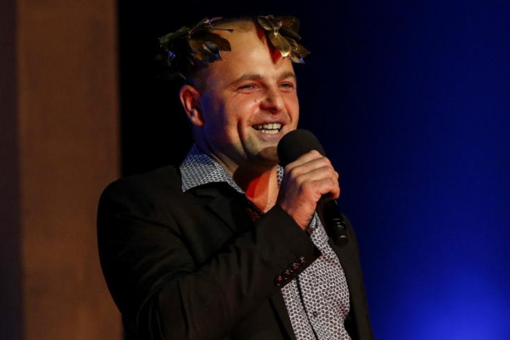 Gál Tamás elvitte a szlovák színházi Oscart!