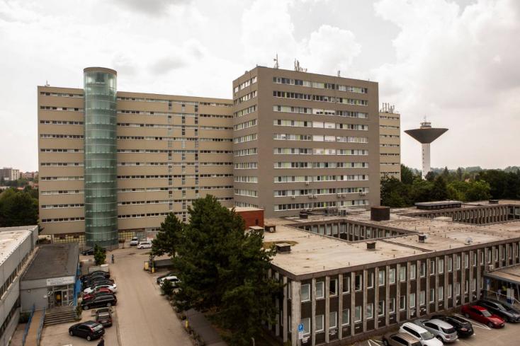 A galántai kórházban vesztette életét a koronavírus 45. szlovákiai áldozata