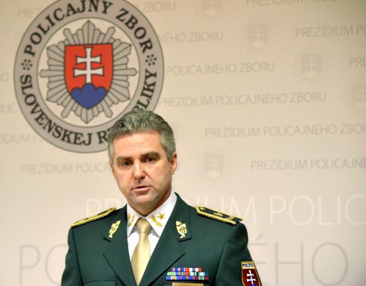 """Tibor Gašpar: """"Nem vagyok hozzánőve a rendőrfőkapitányi székhez!"""""""