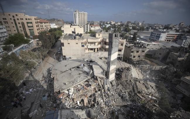 Rövid nyugalom után ismét kiújultak a rakétatámadások Izrael ellen