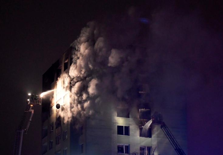 A liftakna megtelt gázzal, ez okozhatta az óriási robbanást a lakóházban – a rendőrség eljárást indított
