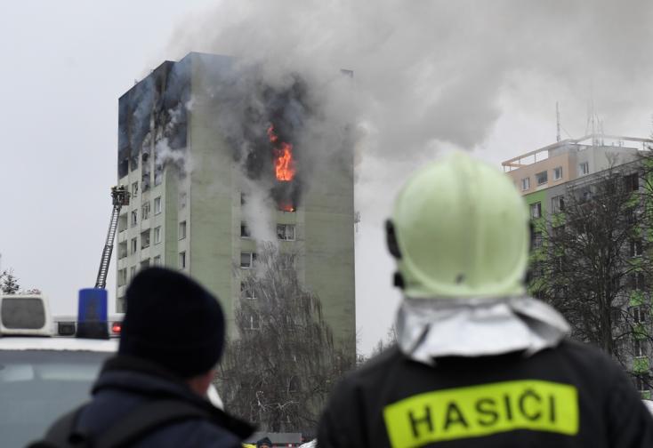 A Szlovák Építészeti Kamara szerint nem biztos, hogy a földmunkákat végző három munkás a fő felelős a gázrobbanásért