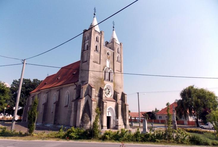 10 ezer eurót kap restaurálásra a gellei templom