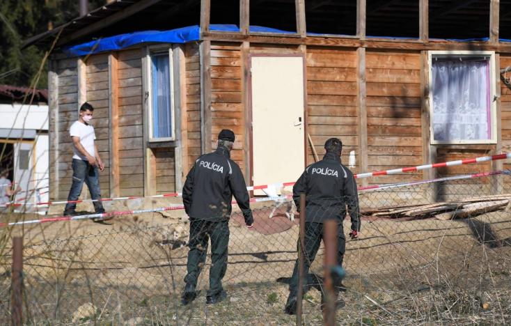 Nem koronavírusos a karantént megsértő, külföldről hazatért roma férfi