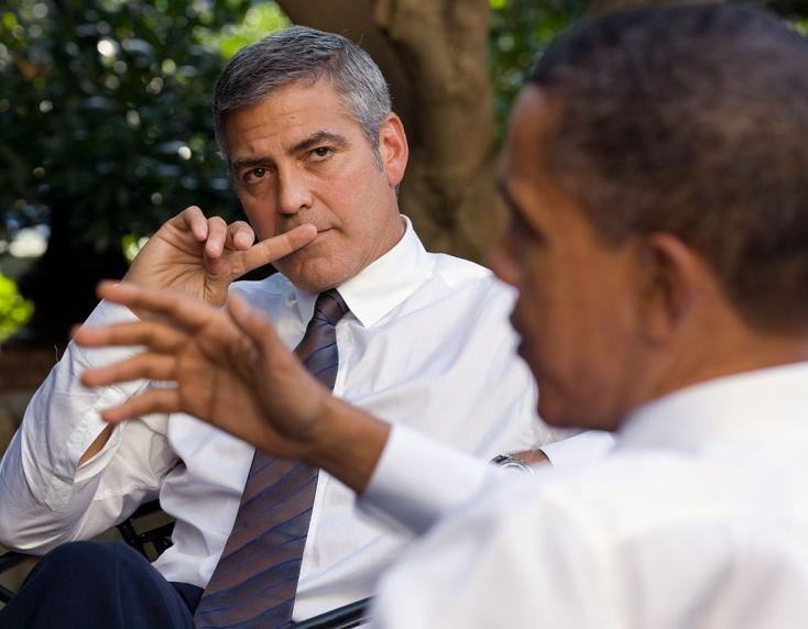 George Clooney felvette a kesztyűt Orbán rezsimje ellen, a Netflix meg csak a tenyerét dörzsölheti