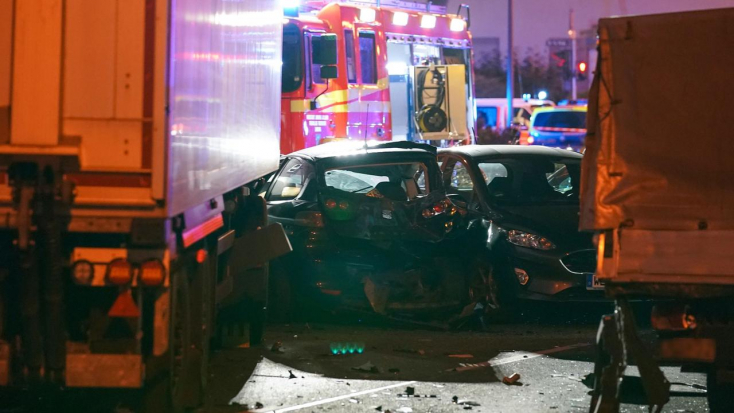 Terrorcselekménynek minősítették a limburgi teherautós ütközést