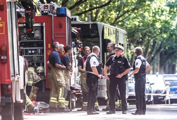 Lübecki támadás - Egyelőre hallgat a feltételezett elkövető